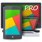 Screen Stream Mirroring Pro Logo