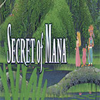 Secret of Mana Logo