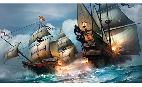 دانلود Ships of Battle Age of Pirates جدید