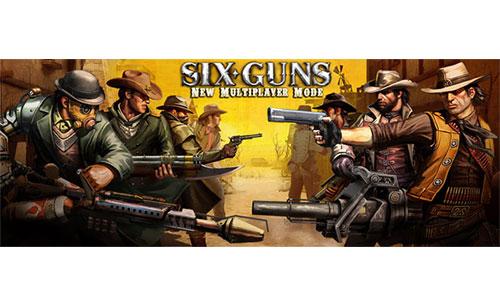 دانلود Six-Guns Gang Showdown جدید