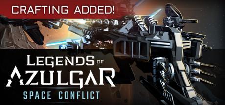 Space Conflict Legends of Azulgar center