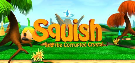 دانلود بازی پلتفرمر ماجرایی کامپیوتر Squish and the Corrupted Crystal جدید
