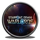 Starpoint Gemini Warlords Cycle of Warfare logoStarpoint Gemini Warlords Cycle of Warfare logo