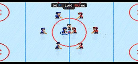 دانلود بازی کامپیوتر Super Blood Hockey