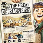 دانلود بازی کامپیوتر Tabletop Simulator The Great Dinosaur Rush