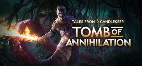 دانلود Tales from Candlekeep Tomb of Annihilation جدید