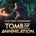 Tales from Candlekeep Tomb of Annihilation logo