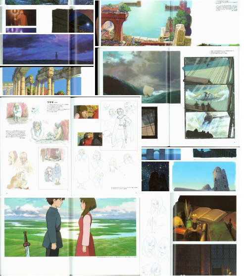 Tales from Earthsea Wallpapers center