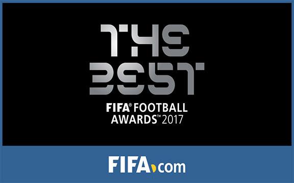 The Best FIFA Football Awards 2017 center2