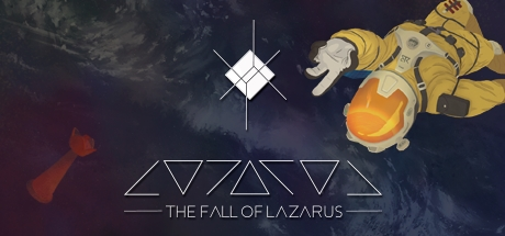 The Fall of Lazarus center