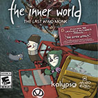 The Inner World The Last Wind Monk logo