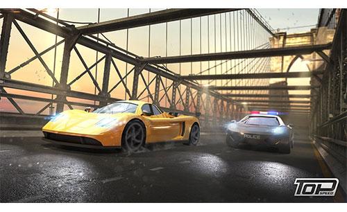 دانلود بازی Top Speed: Drag and Fast Racing برای اندروید و iOS