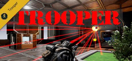 دانلود بازی اکشن کامپیوتر Trooper 1 جدید