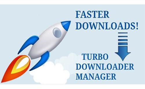 دانلود Turbo Download Manager جدید