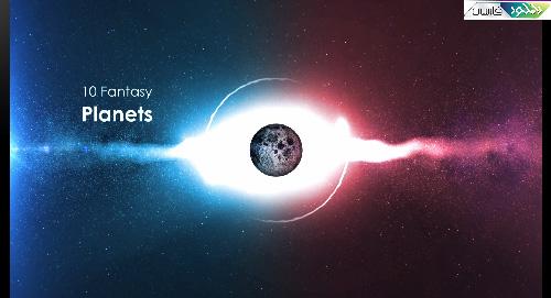 Videohive Solar System Massive Kit center
