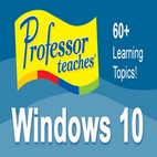 دانلود Professor Teaches Windows 10 جدید