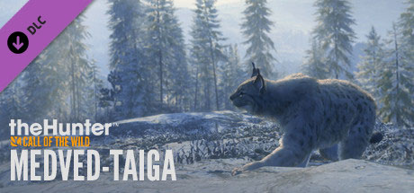 theHunter Call of the Wild Medved Taiga cover