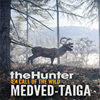 theHunter Call of the Wild Medved Taiga logo