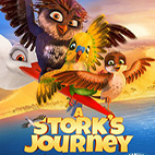A Stork's.Journey.2017.Logo
