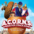 A.C.O.R.N.S.: Operation Crackdown 2015 logo