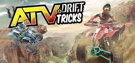 دانلود بازی چند نفره موتوری کامپیوتر ATV Drift and Tricks