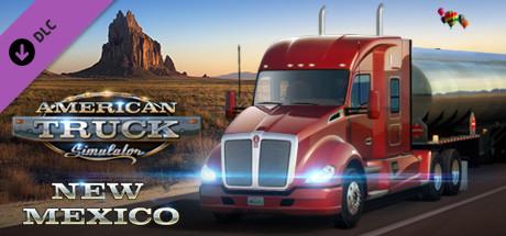 American Truck Simulator New Mexico center
