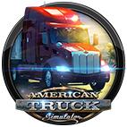 American Truck Simulator New Mexico logo