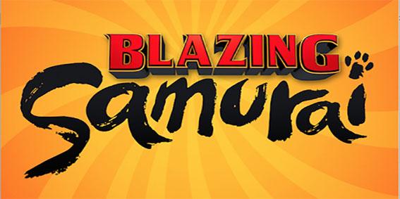 دانلود انیمیشن سینمایی زیبا و فانتزی Blazing Samurai 2017