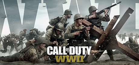 Call of Duty WWII center