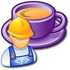 CoffeeCup HTML Editor logo