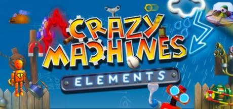 دانلود بازی استراتژیک خلاقانه کامپیوتر Crazy Machines Elements جدید
