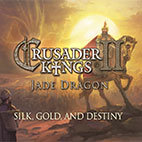 Crusader Kings II Jade Dragon logo