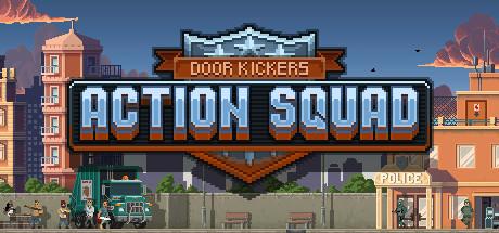 دانلود بازی دونفره اکشن کامپیوتر Door Kickers Action Squad