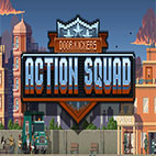 Kickers Action Squad Logo