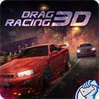 Drag Racing 3D Logo