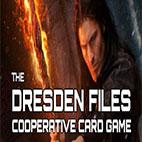 Dresden Files Cooperative Card Game Logo