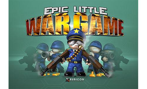 دانلود Epic Little War Game جدید