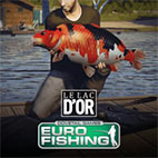 Euro Fishing Le lac dor logo