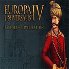 Europa Universalis IV Cradle of Civilization logo