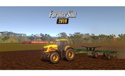 دانلود Farmer Sim 2018 جدید