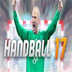 Handball 17 Logo
