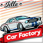 Idle Car Factory Logo