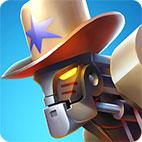 Iron Kill Robot Games Logo