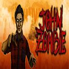 John The Zombie Logo