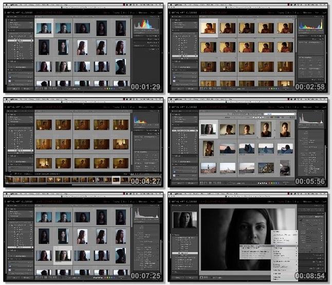 دانلود فیلم آموزشی Lightroom CC Crash Course از Udemy
