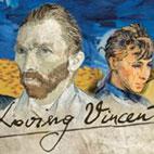 Loving Vincent 2017 Logo