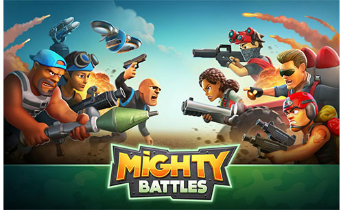 دانلود Mighty Battles جدید