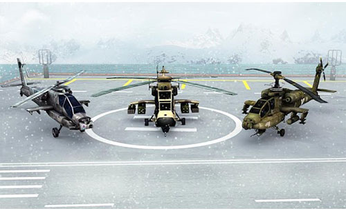 دانلود Modern Copter Warship Battle جدید