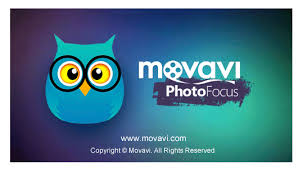 Movavi Photo Focus center