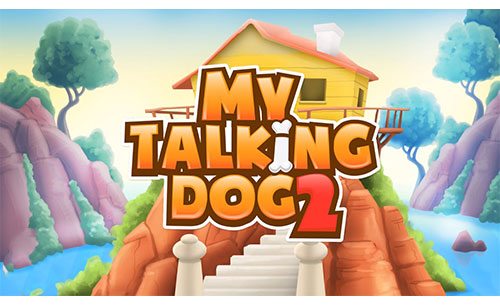 دانلود My Talking Dog 2 جدید